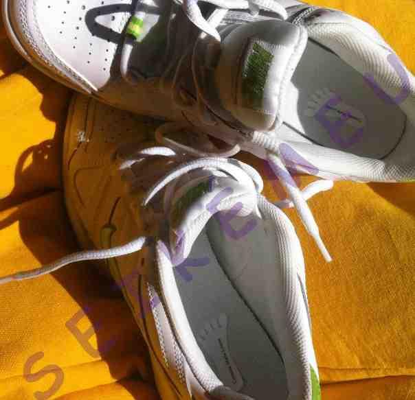 Sapatos - etiquetas autocolantes (pézinhos)